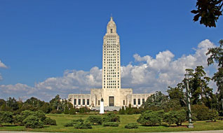 Baton Rouge Louisiana Capitol