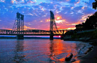 Vancouver Washington Interstate Bridge